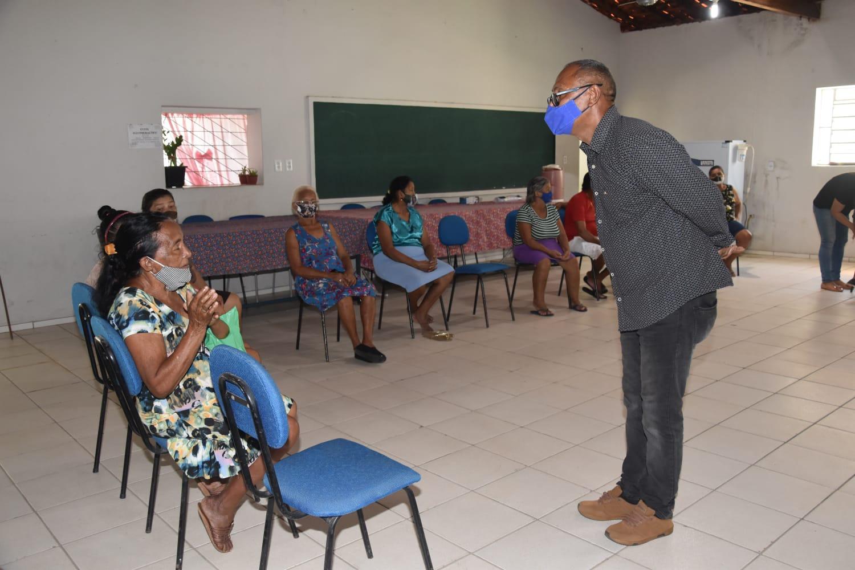 Prefeitura de Monsenhor Gil realiza evento sobre os direitos dos idosos - Imagem 3