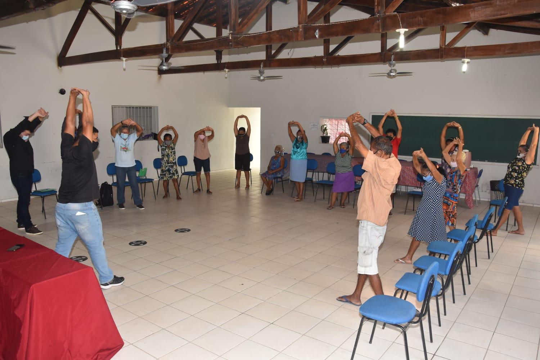 Prefeitura de Monsenhor Gil realiza evento sobre os direitos dos idosos - Imagem 5