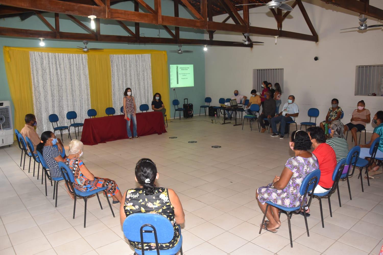 Prefeitura de Monsenhor Gil realiza evento sobre os direitos dos idosos - Imagem 2