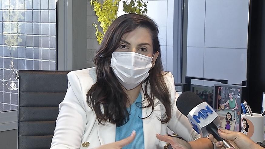 Advogada Naiara Moraes diz que pontos ainda em divergência voltarão a ser discutidos. Imagem: Reprodução/Rede Meio Norte