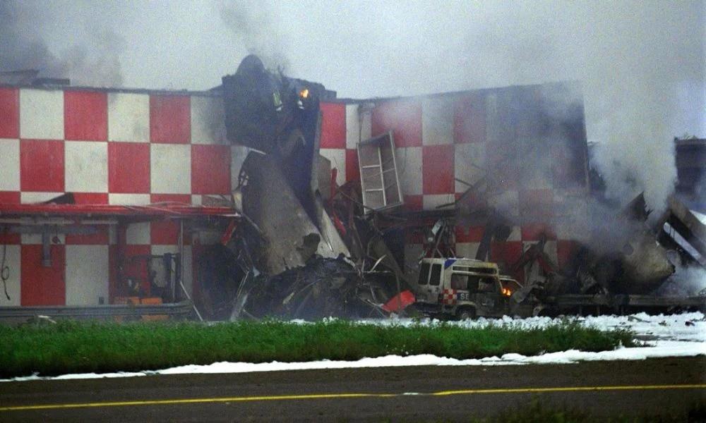 Tragédia em aeroporto de Linate - Foto: Reprodução/Internet