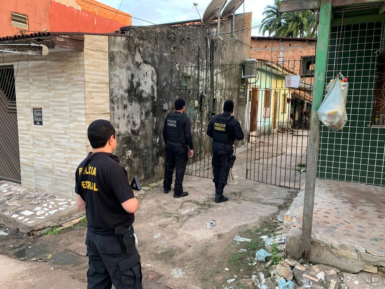 A Operação mobilizou 40 Policiais Federais para o cumprimento de nove mandados de busca e apreensão - Foto: Divulgação/Polícia Federal