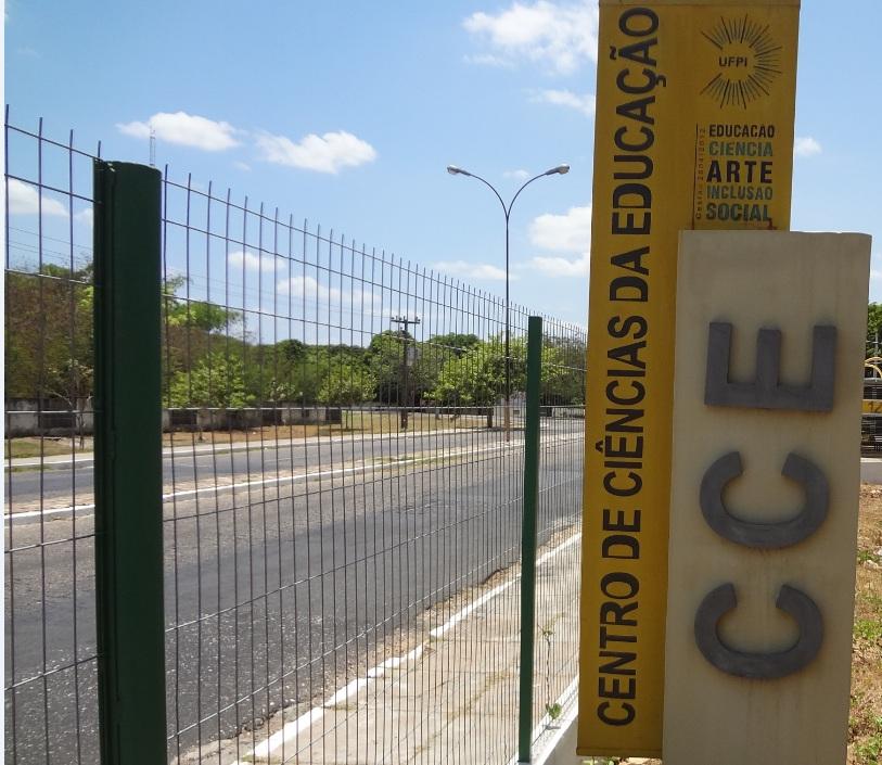 CCE - UFPI (Foto: Reprodução)