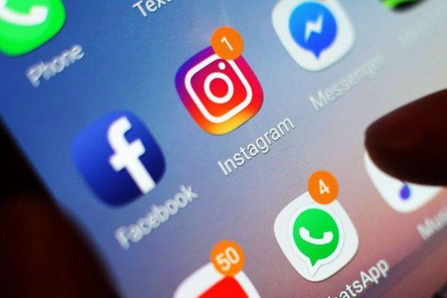 Instagram, Facebook e WhatsApp voltam a ficar instáveis nesta sexta (08)