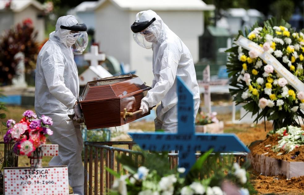 Marca é atingida no momento que a pandemia se encontra em desaceleração - Foto: Bruno Kelly/Reuters