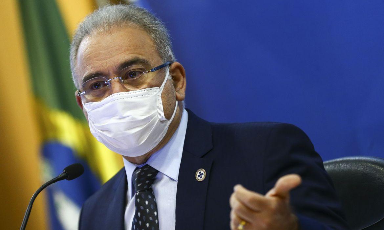 Ministro da Saúde visita o Piauí e entrega equipamento no HU (Foto: Marcelo Camargo)