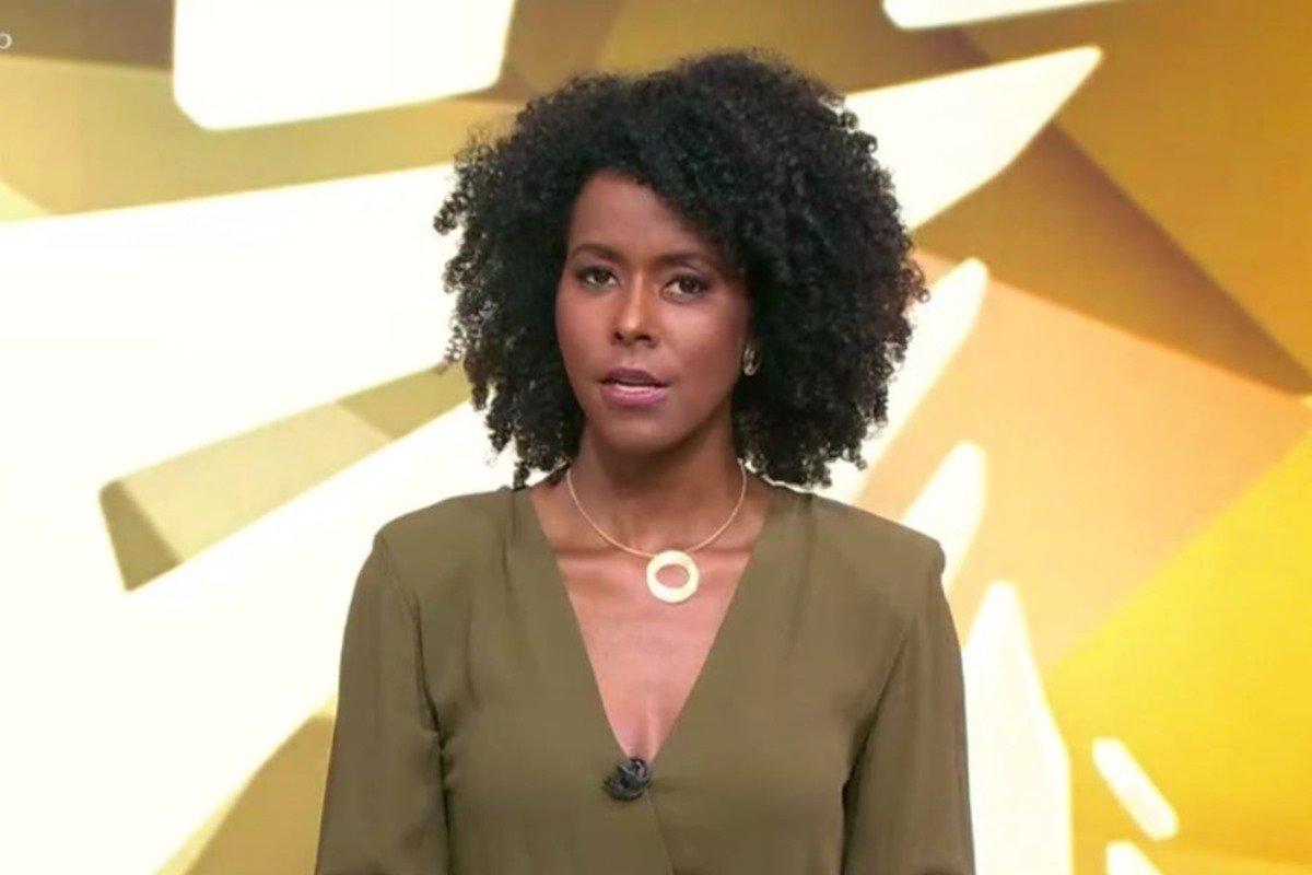 Maju, de 43 anos, renovou seu vínculo com a Globo nesta semana. O novo acordo da jornalista vai até 2025.