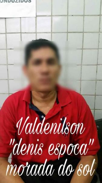 Valdenison tinha diversas passagens pela polícia - Foto: Divulgação