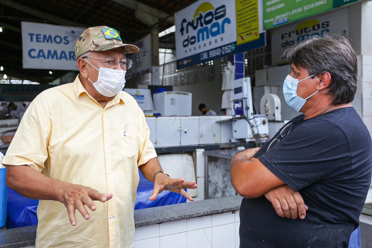 Segundo o Prefeito Dr. Pessoa a obra tem início em fevereiro de 2022 - Foto: Ascom