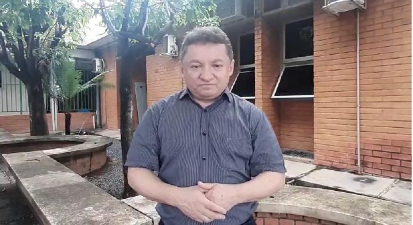 O presidente da Fundação Municipal de Saúde (FMS) de Teresina, Gilberto Albuquerque