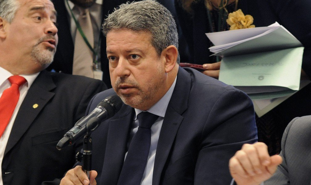 Deputado Arthur Lira (PP-AL), eleito novo presidente da Câmara — Foto: Luis Macedo/Câmara dos Deputados
