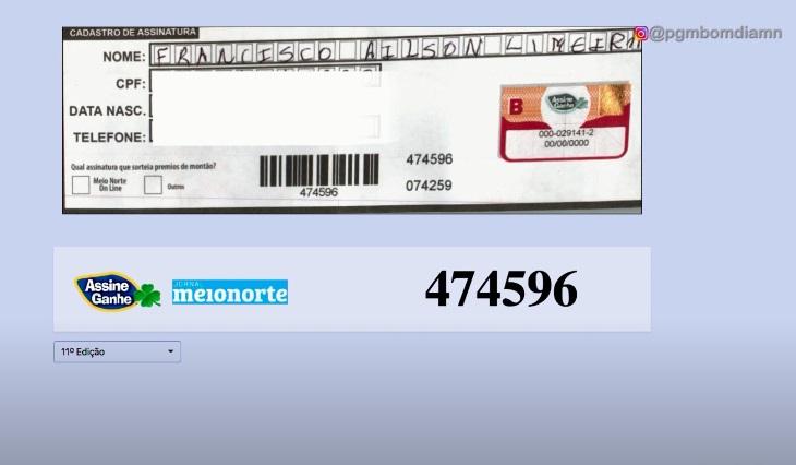 Assine Ganhe: 142º assinante é sorteado; premiação ultrapassa 500 mil - Imagem 1