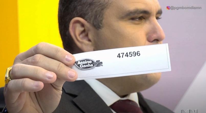 Assine Ganhe: 142º assinante é sorteado; premiação ultrapassa 500 mil - Imagem 2