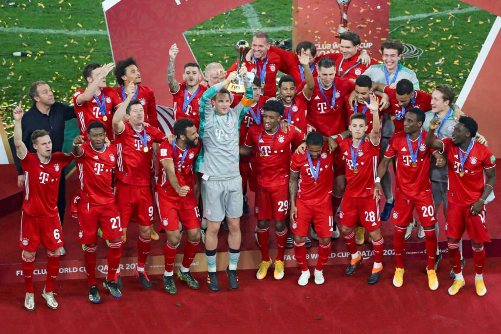 Bayern de Munique vence Tigres e conquista o Mundial (Foto: AFP)Bayern de Munique vence Tigres e conquista o Mundial (Foto: AFP)