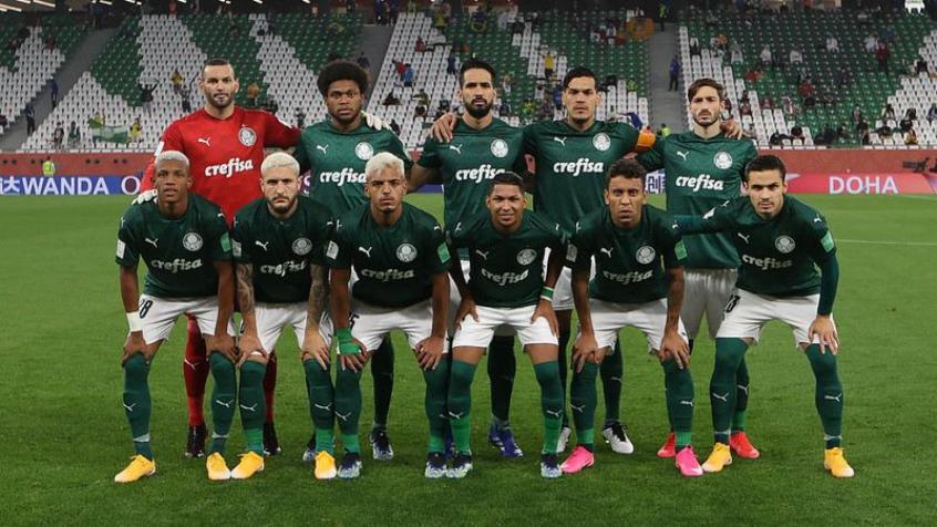 Equipes se enfrentam pelo Mundial de Clubes (Foto: Cesar Greco/Palmeiras)