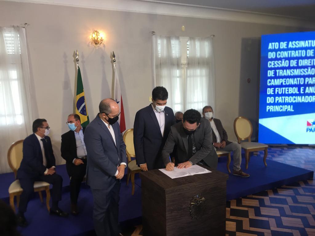 Rede Meio Norte vai transmitir o Campeonato Paraense 2021 - Imagem 1