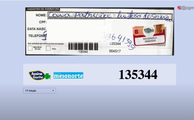 Assine Ganhe: 146ª assinante é sorteada; premiação ultrapassa 500 mil - Imagem 1
