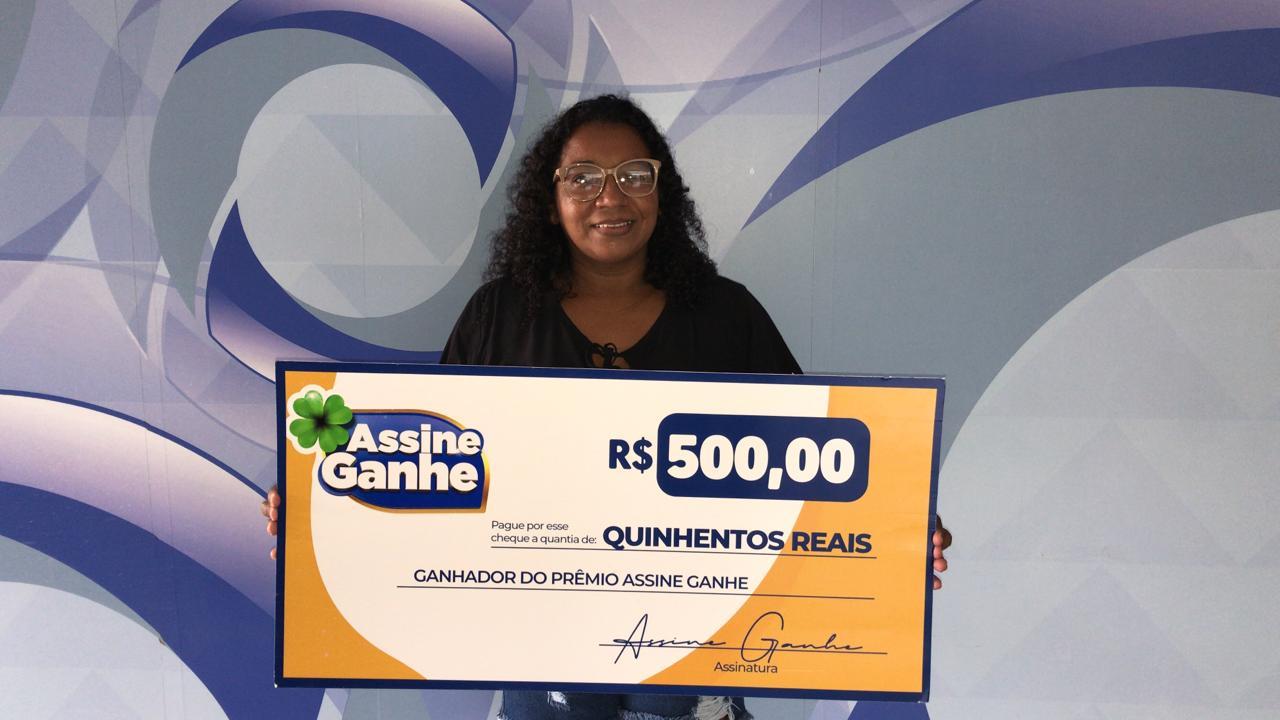 143º sorteada recebe prêmio de R$ 500 na Rede Meio Norte