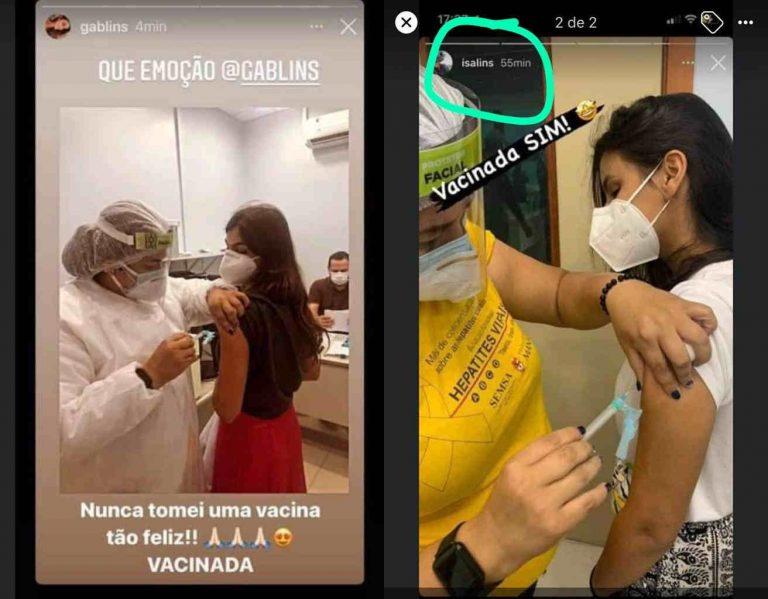 Covid: Manaus exonera médicos suspeitos de furar fila da vacinação - Imagem 1