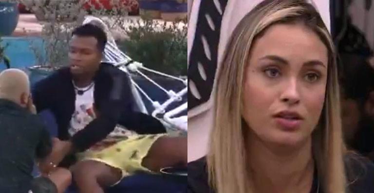 BBB21: Nego Di faz acusação grave e diz que Sarah passou a mão nele - Imagem 1