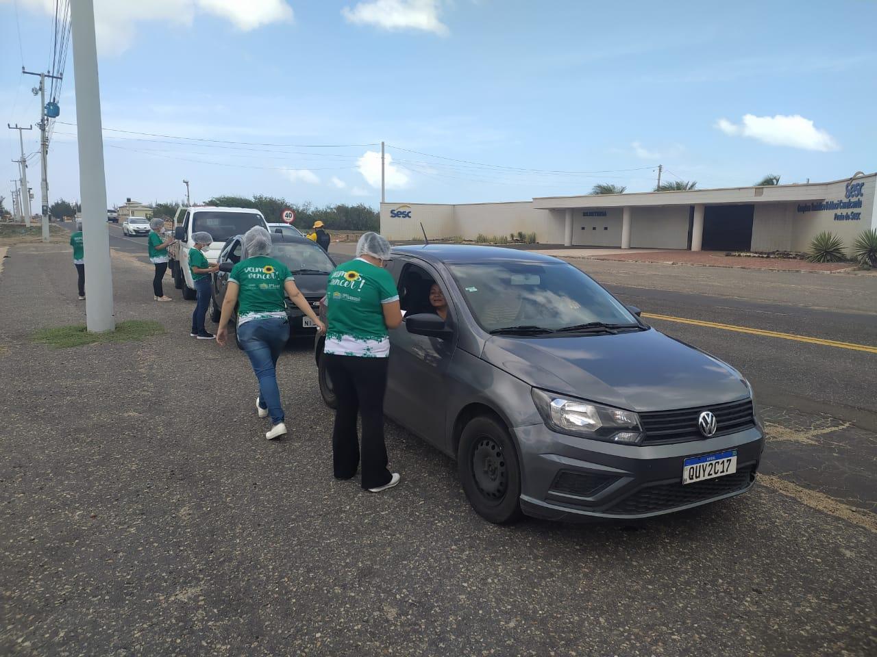 Barreiras Sanitárias reforçam enfrentamento a pandemia no Piauí  - Imagem 2