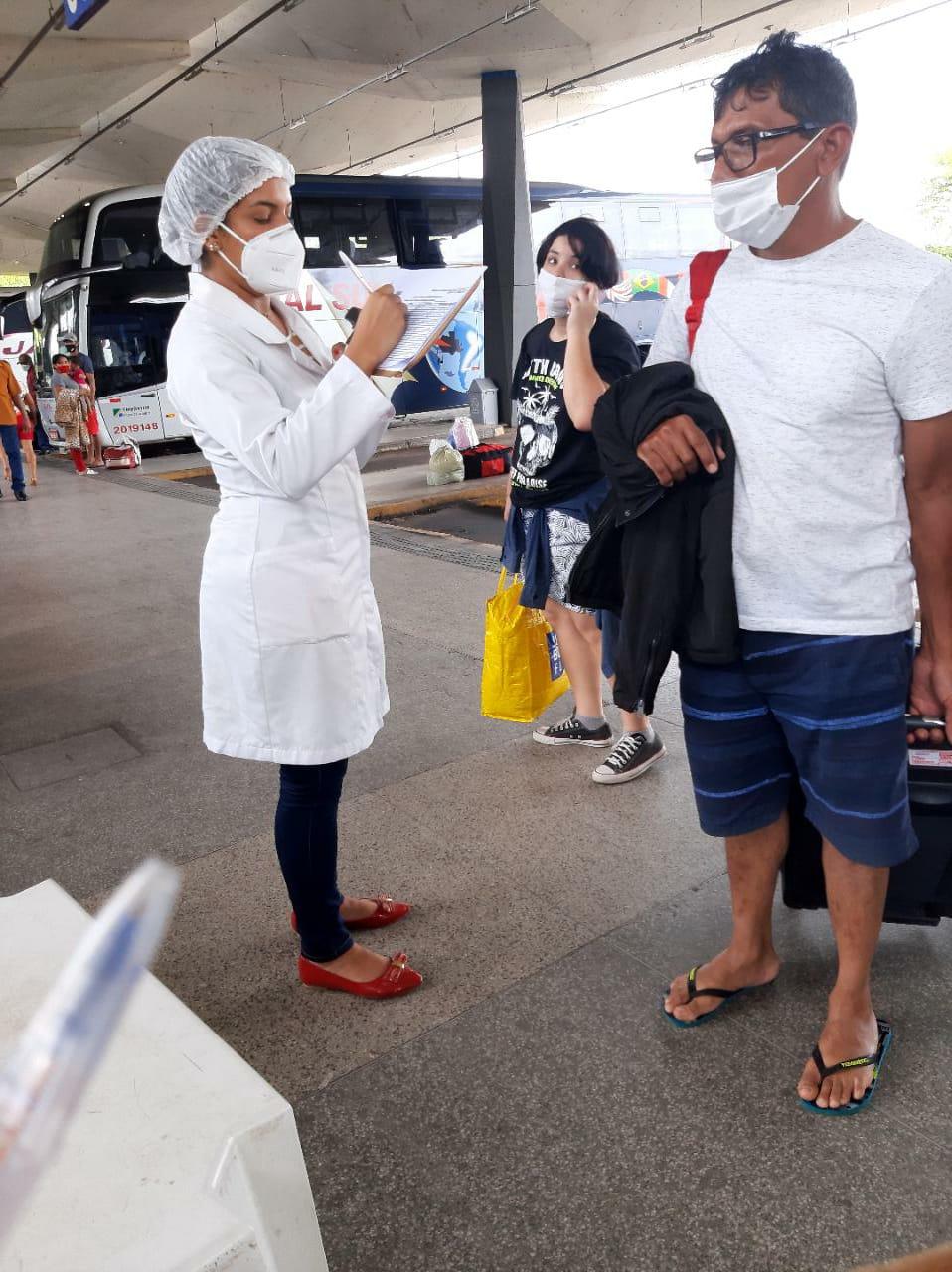 Barreiras Sanitárias reforçam enfrentamento a pandemia no Piauí  - Imagem 3
