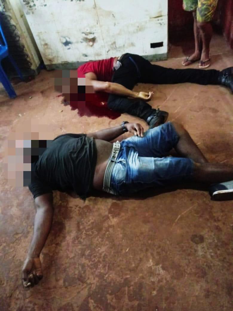 Tios foram mortos pelo sobrinho no Maranhão