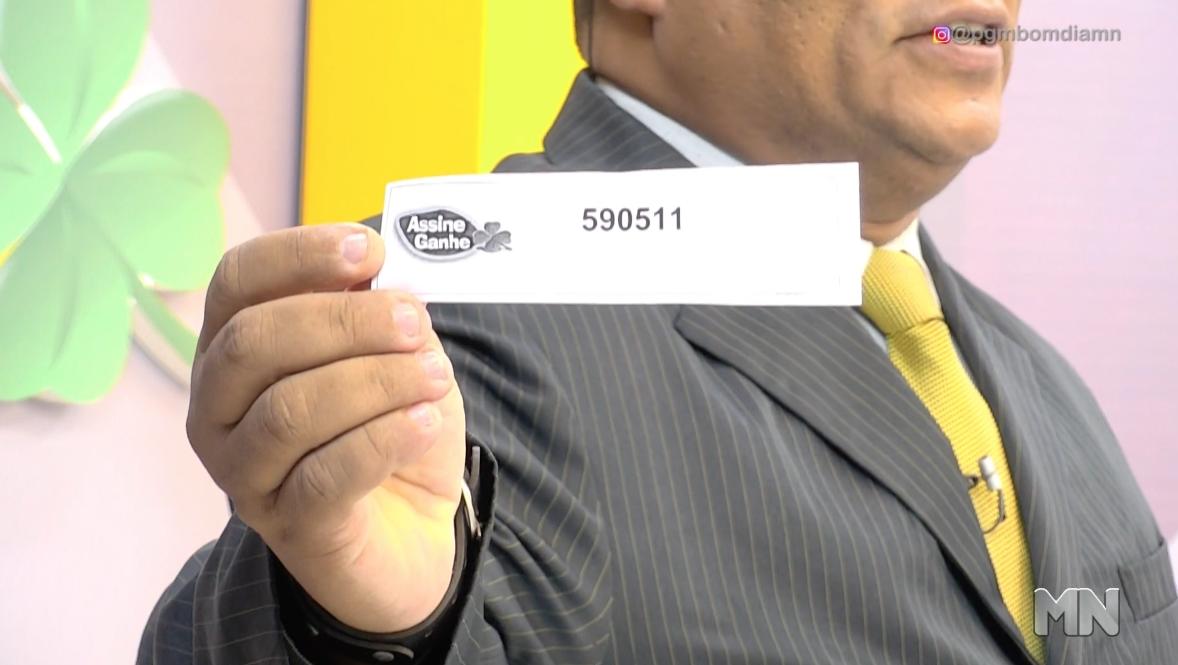 Assine Ganhe: 148º assinante é sorteado com R$ 5.000,00; assista!  - Imagem 2
