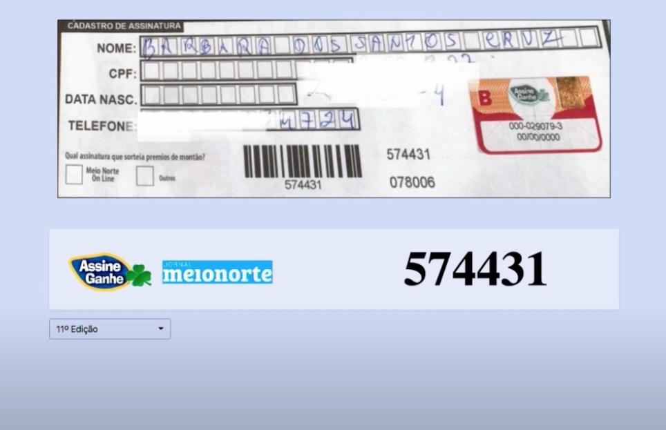 Assine Ganhe: 149º sorteado ganha R$ 5.000,00 e receberá prêmio na MN - Imagem 2