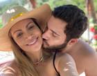 Solange Almeida revela que já fez sexo com namorado no ônibus da banda
