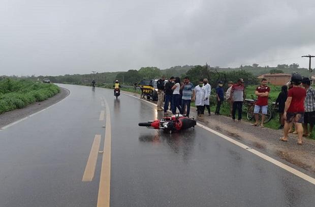 Enfermeiro do hospital de Floriano morre após acidente de moto no PI - Imagem 2