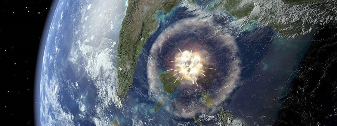 Nova teoria indicaa origem de asteroide do fim dos dinossauros (Foto: divulgação)