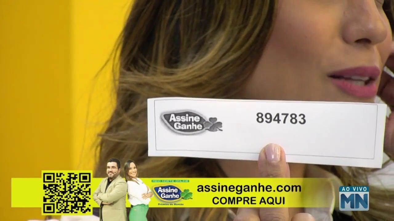 Assine Ganhe: 151º assinante é sorteado; premiação ultrapassa 500 mil - Imagem 1