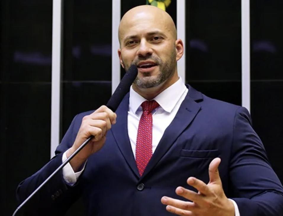STF mantém a prisão do deputado Daniel Silveira