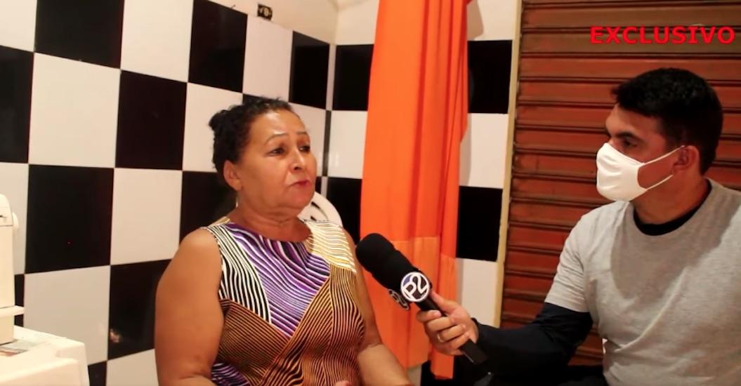 """Izadora Mourão: """"Nem conhecia"""", diz mulher apontada como autora - Imagem 1"""