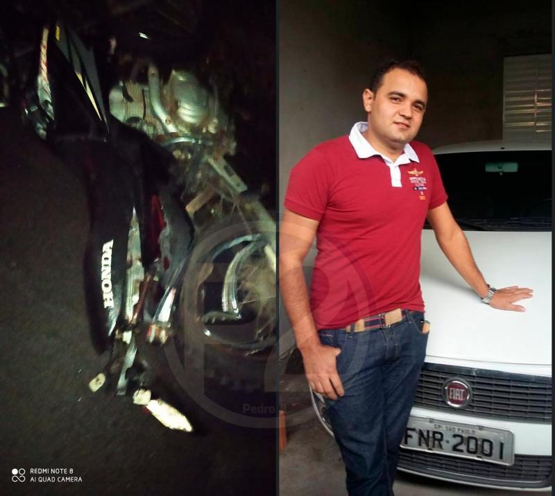 Motociclista morre em grave colisão com caminhonete na BR-343 no Piauí - Imagem 1