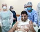 Jornalista Carlos Mesquita recebe alta de UTI após nova cirurgia no HU