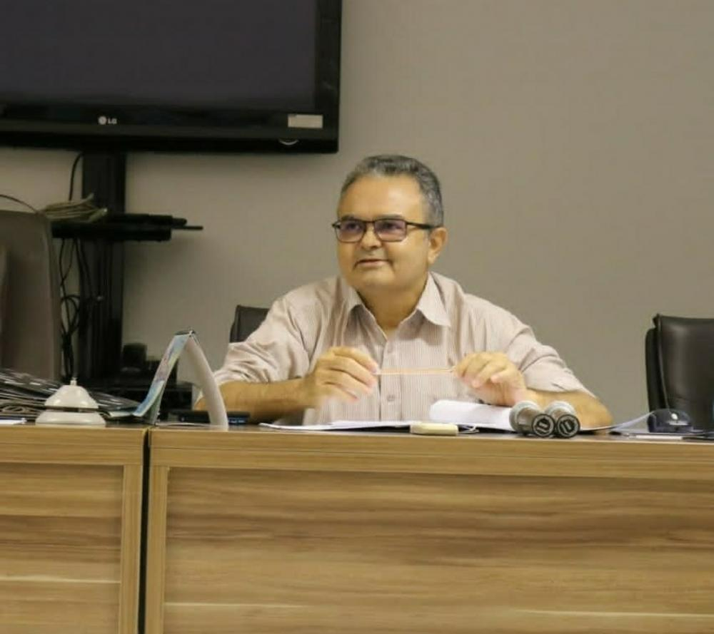 Tertulino Passos, presidente do Sindilojas-PI (Reprodução/ Meio Norte)