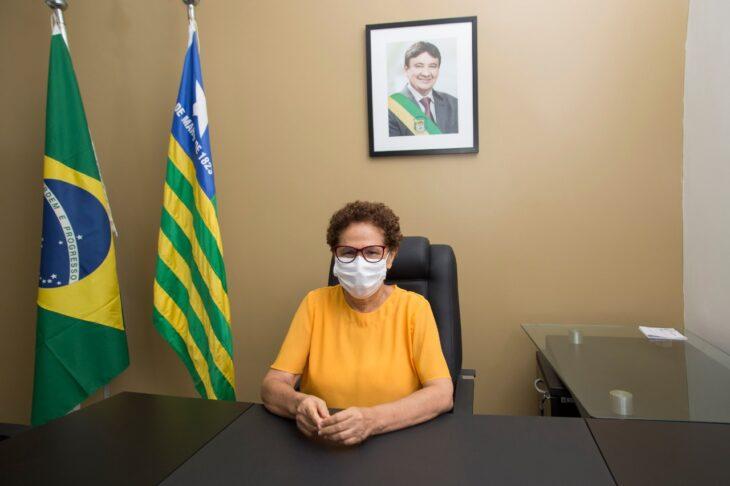 Regina Sousa (PT), governadora em exercício, já assinou o documento (Reprodução)