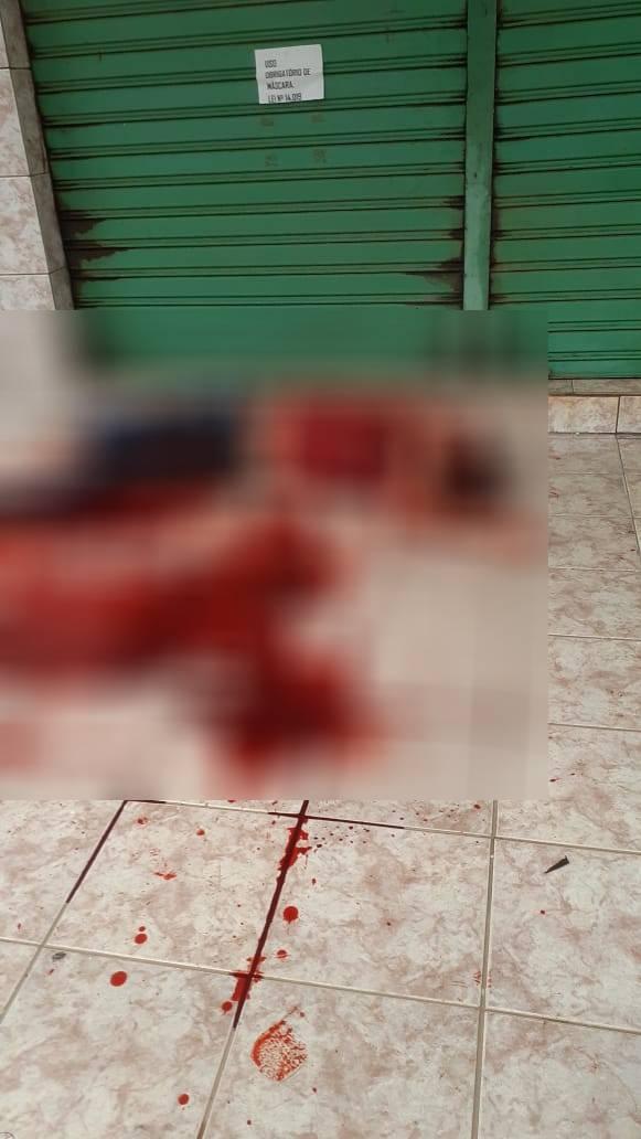 No Piauí, mulher é morta pelo ex-companheiro quando chegava do trabalho
