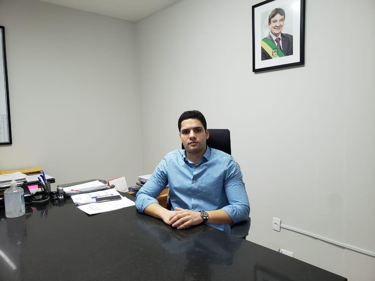 Diretor do Idepi, Leonardo Sobral