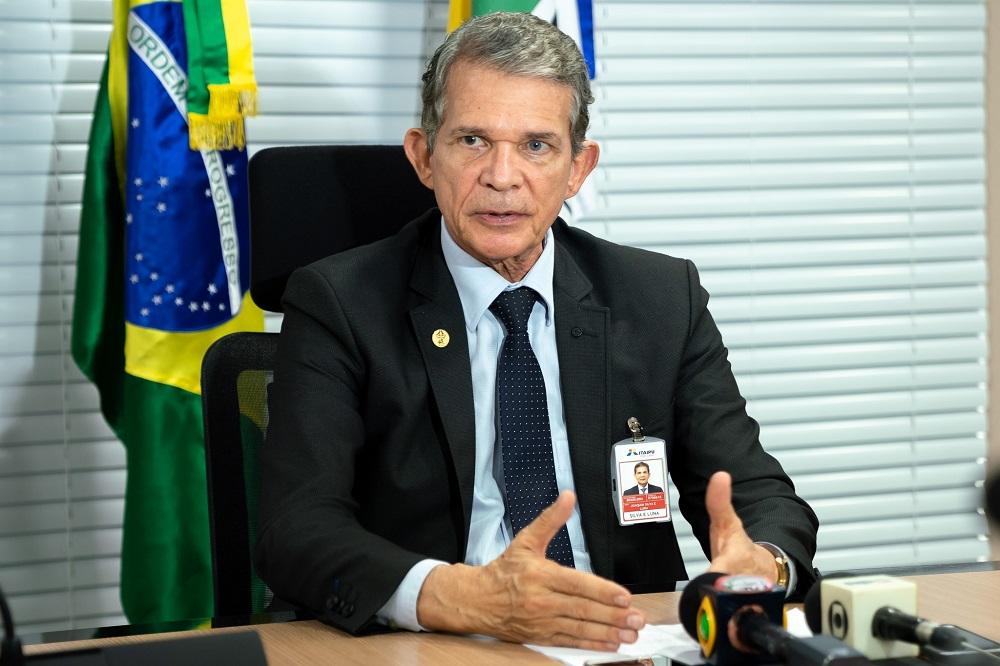 Bolsonaro anuncia general Joaquim Silva e Luna como novo presidente da PetrobrasBolsonaro anuncia general Joaquim Silva e Luna como novo presidente da Petrobras