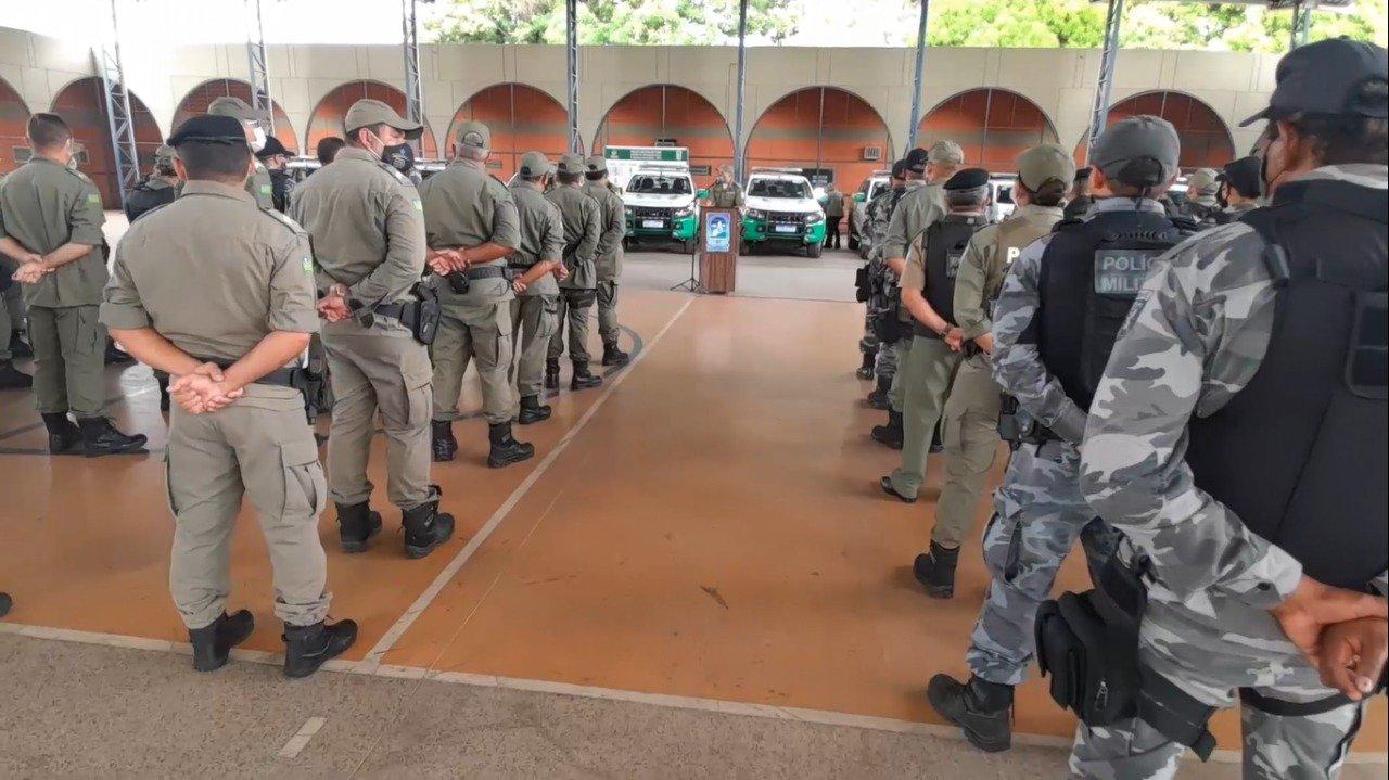 Edital para concurso da Polícia Militar será lançado este mês (Divulgação/ PM)