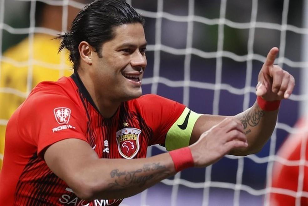 Hulk jogará no Atlético-MG- Foto: Reprodução/Instagram