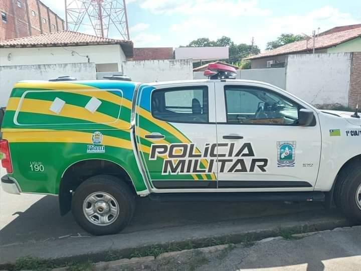 Prefeito João Luiz recebe viatura policial okm para Monsenhor Gil - Imagem 5
