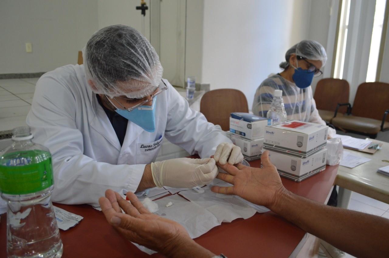 Teresina notificou 148 novos casos de Covid-19