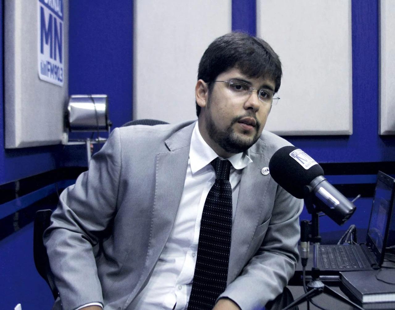 Mariano Cerqueira (Foto - Jornal Meio Norte/ Arquivo)