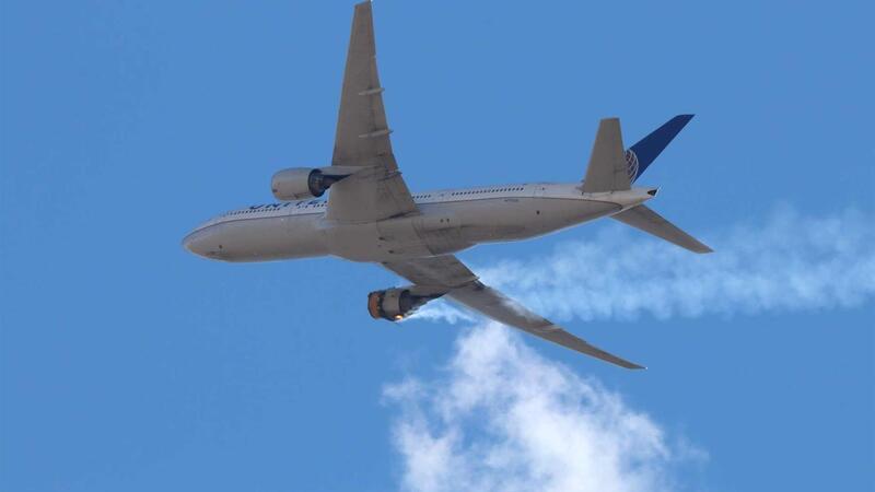 Boeing recomenda suspensão de voos de aviões 777 após falha de motor - Imagem 1