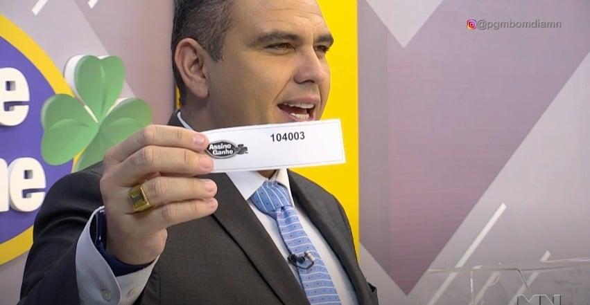 Assine Ganhe: 156º assinante é sorteado com R$ 5.000,00; assista! - Imagem 2
