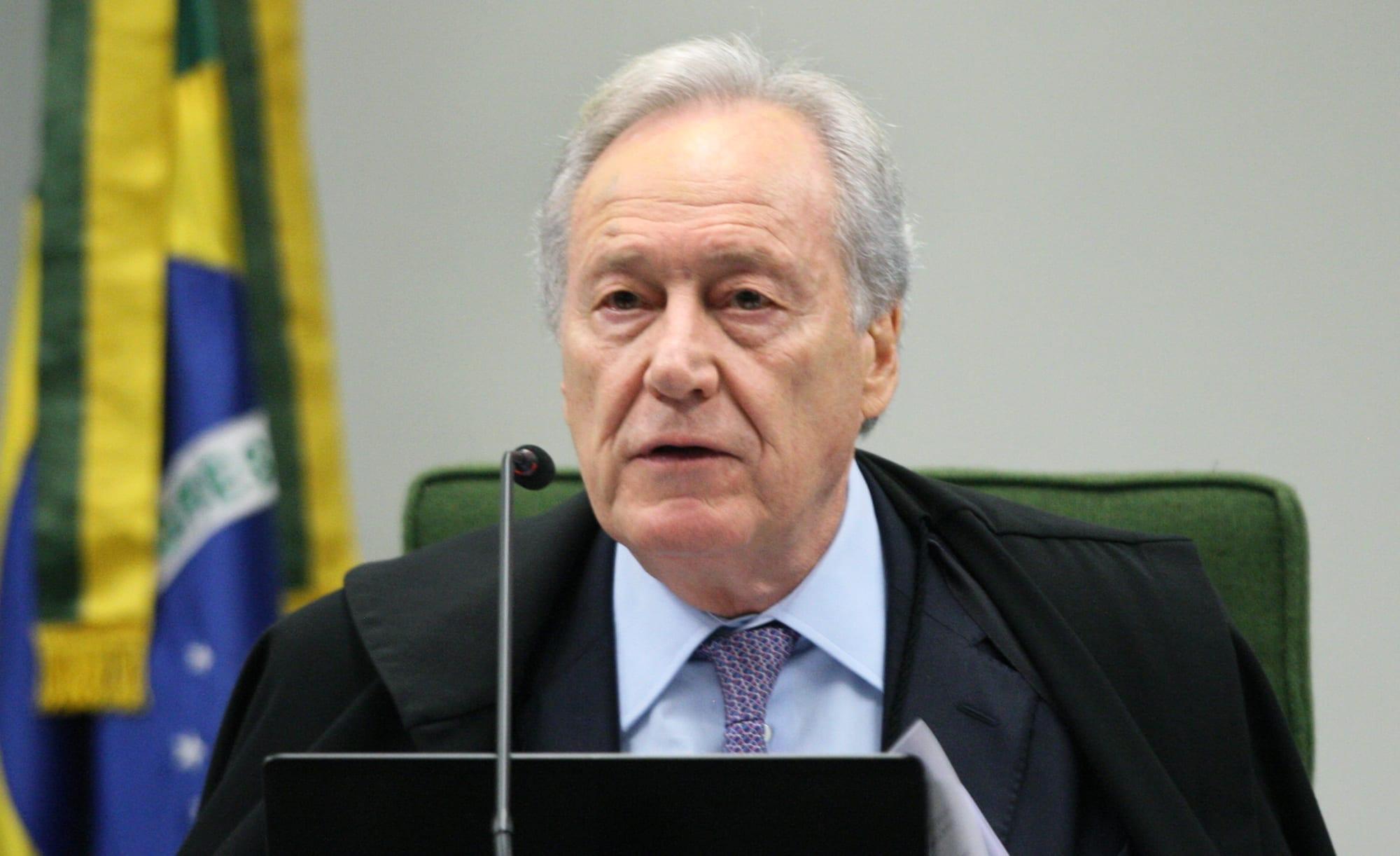 Ministro Ricardo Lewandowski preside sessão da 2ª turma do STF / Crédito: Nelson Jr./SCO/STF
